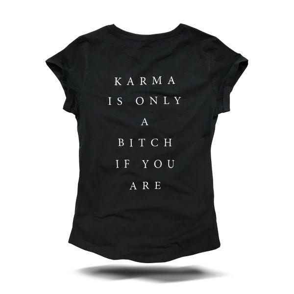 Karma Roll-Up T-Shirt