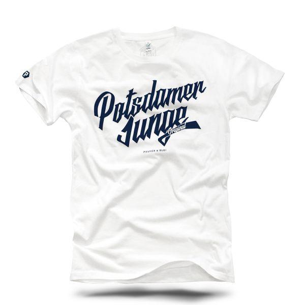 Potsdamer Junge Weiß