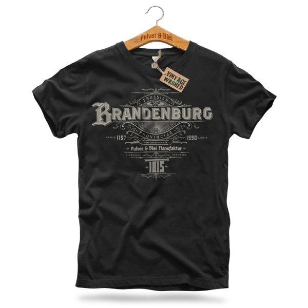 Brandenburg Hommage Schwarz