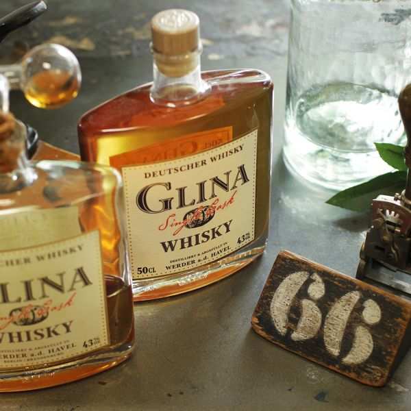 Glina Whisky Single Cask