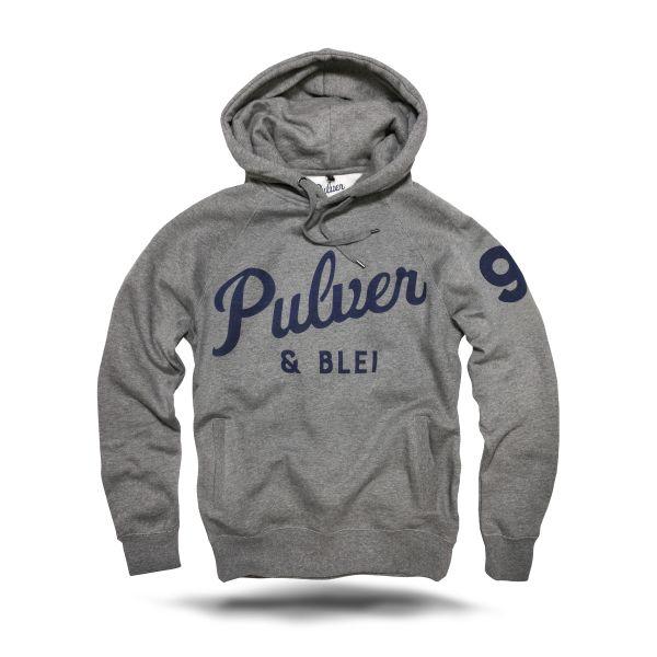 Pulver & Blei Hoodie No.9