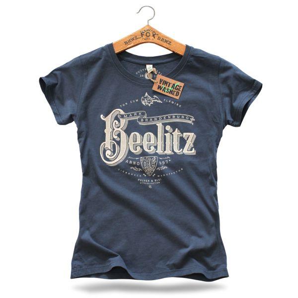 Beelitz Hommage Denimblau