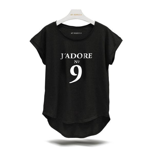jadore noir neun schwarz