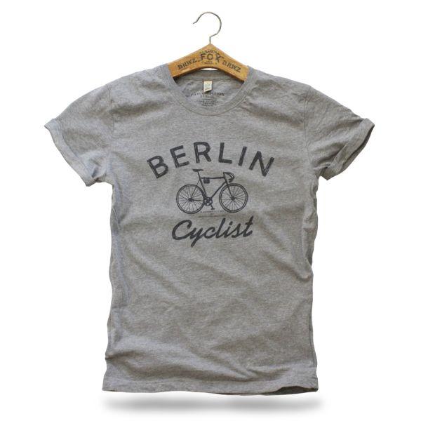 Berlin Cyclist Grau