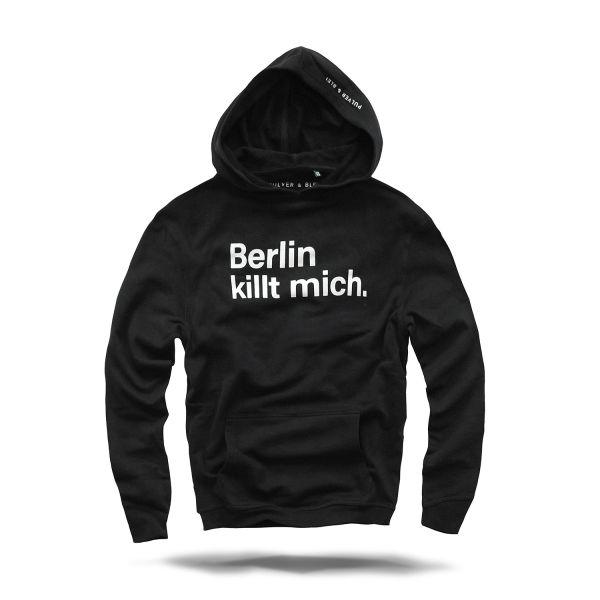 Berlin killt mich.