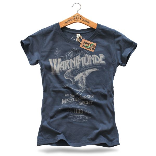 Warnemünde T-Shirt denim