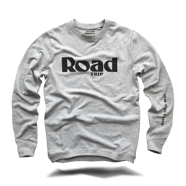 Road Trip Sweatshirt von Pulver & Blei