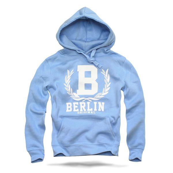 Berlin Original Hoodie Skyblue