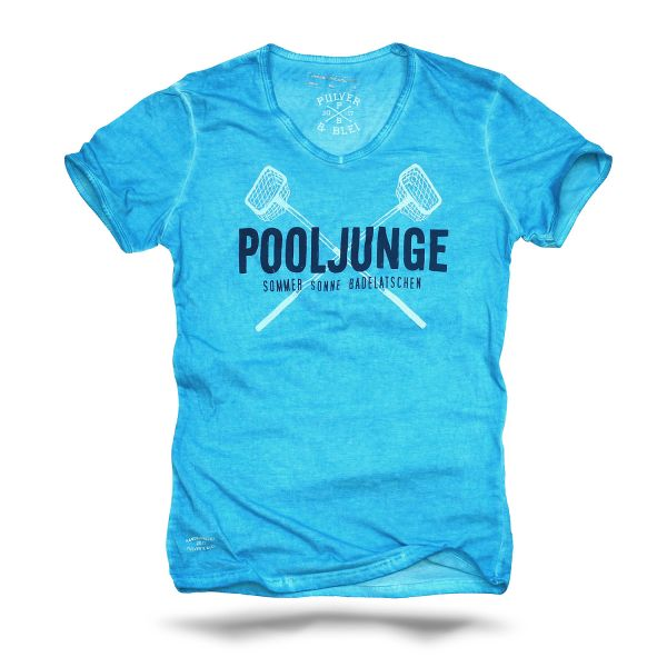 Pooljunge Fashion Blue