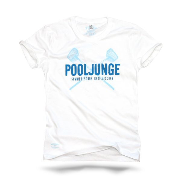 Pooljunge Weiss