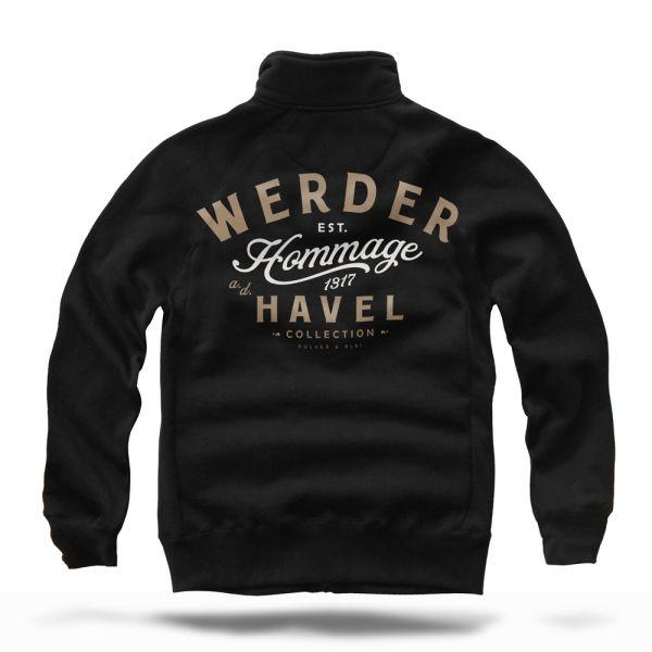 Werder Hommage Jacke