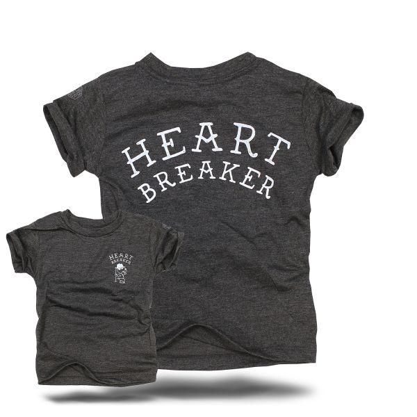 Heartbreaker dunkelgrau